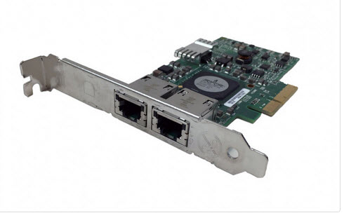 Dell Broadcom 5709 Dual-Port Gigabit Ethernet Network Interface Card
