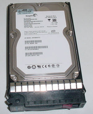 HP 537786-001 Disco Duro