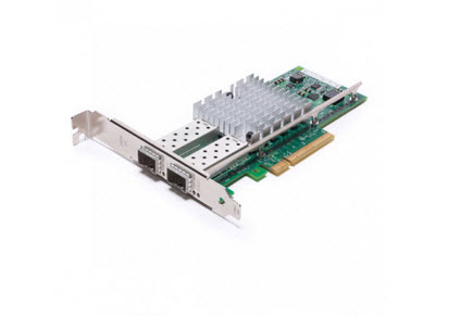 Intel Ethernet Converged Dual-Port Network Adapter X520-SR2